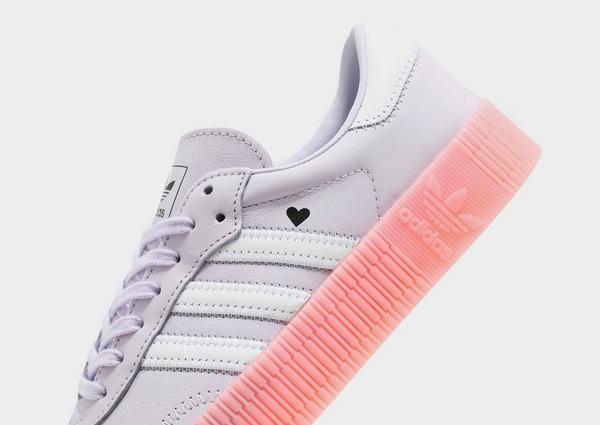 No de moda Jabeth Wilson jugador  Buy Pink adidas Originals Samba Rose Women's