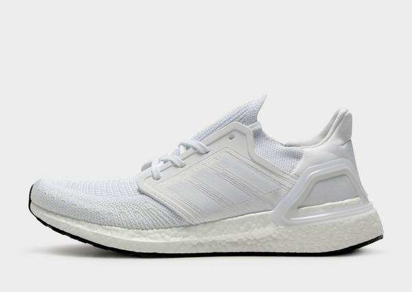 Buy White adidas Ultraboost 20 Womens' | JD Sports