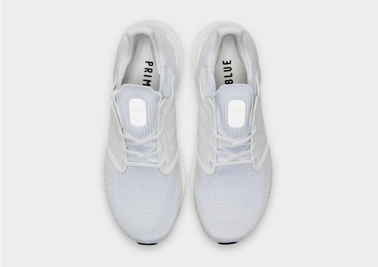 Buy White Adidas Ultraboost 20 Womens Jd Sports