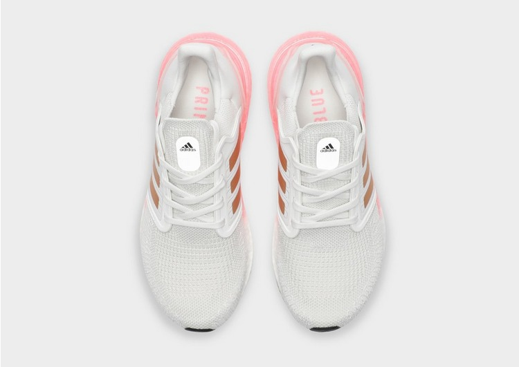 Buy White Adidas Ultra Boost 20 Women S Jd Sports