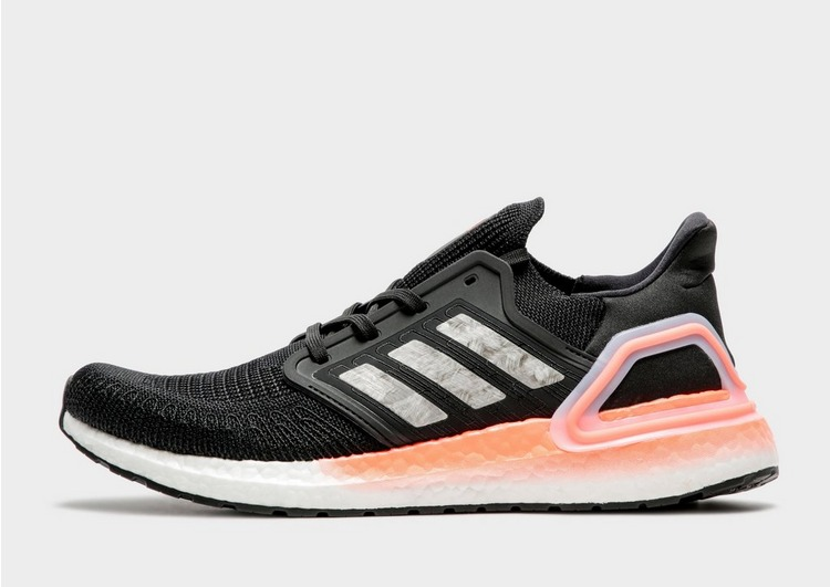 Buy Black Adidas Ultra Boost 20 Jd Sports