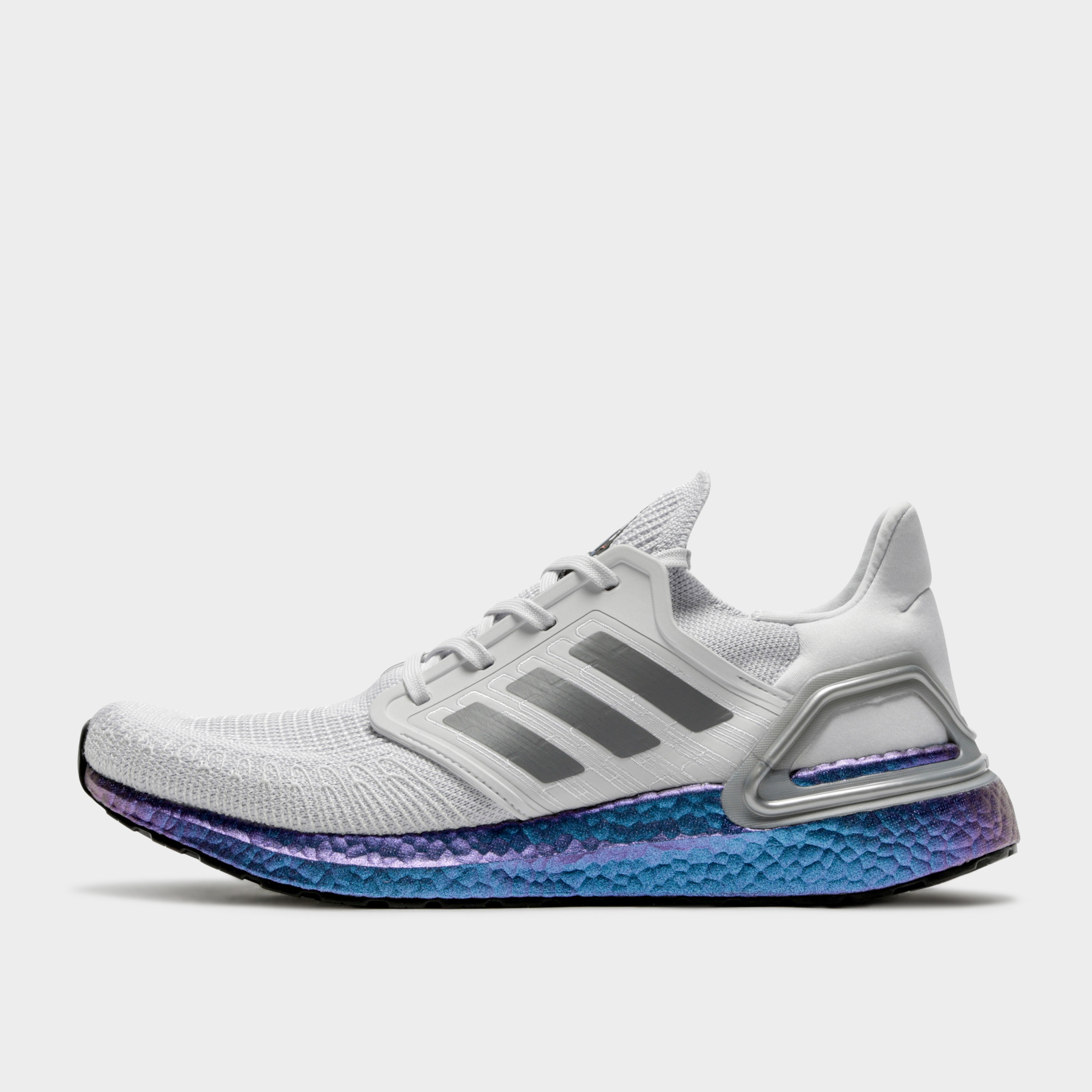 Review adidas Ultra Boost 20 Running Shoes Womens Grey