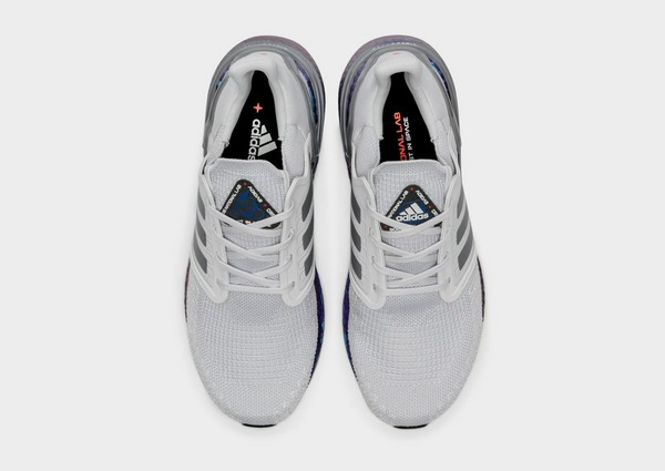Buy Grey adidas UltraBoost 20 Women's | JD Sports