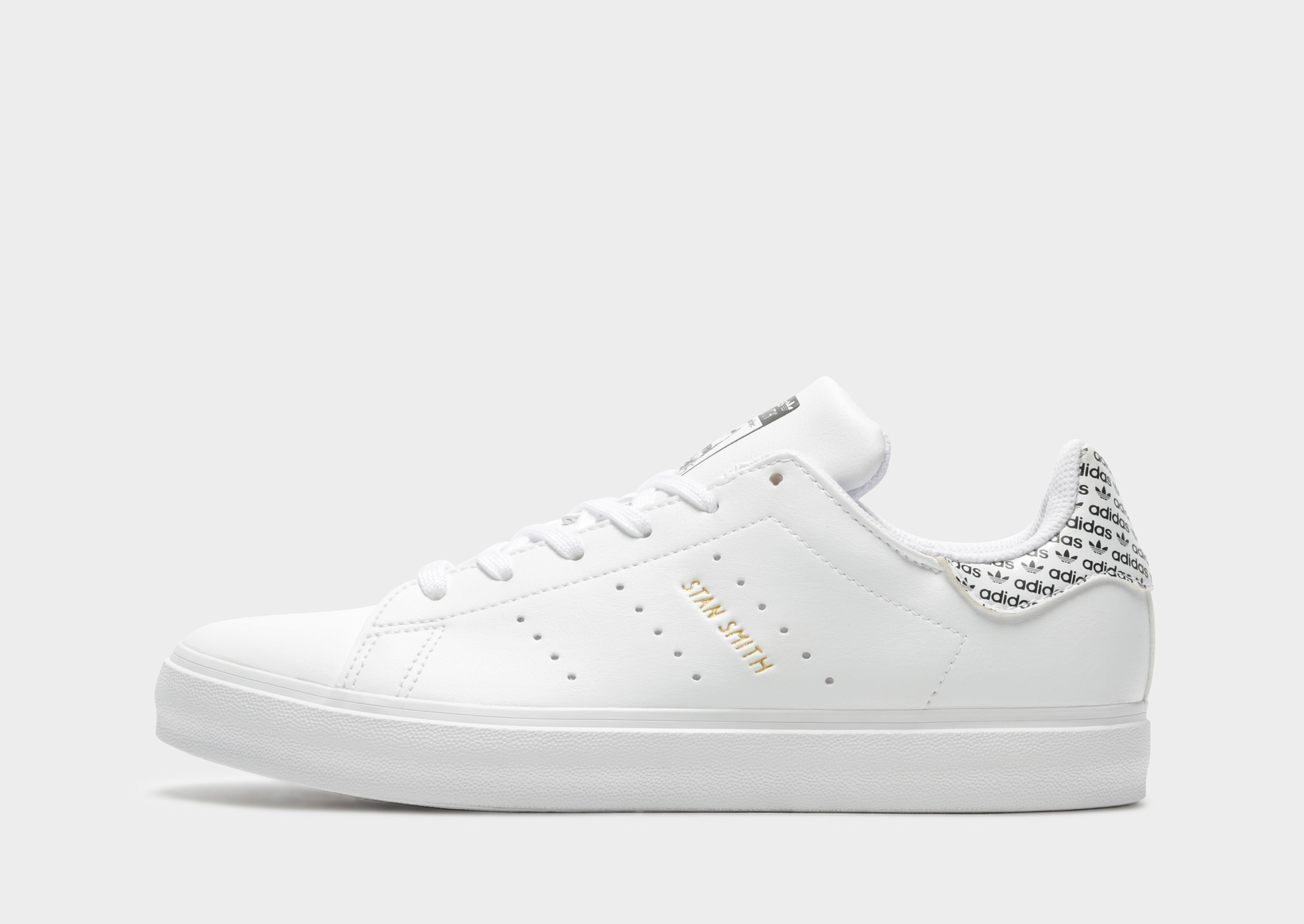 100% quality undefeated x 100% authentic adidas Originals Stan Smith Vulc Junior | JD Sports