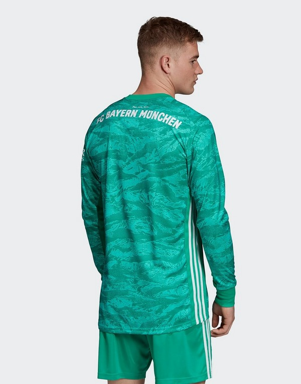 adidas Performance FC Bayern Home Goalkeeper Jersey