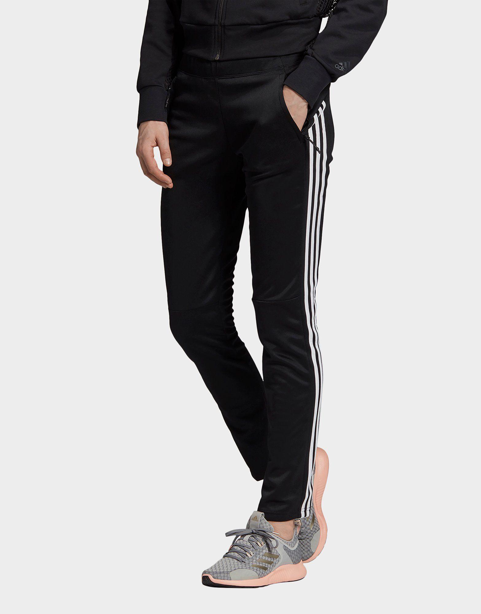 86f71cfced adidas Athletics ID 3-Stripes Skinny Joggers | JD Sports