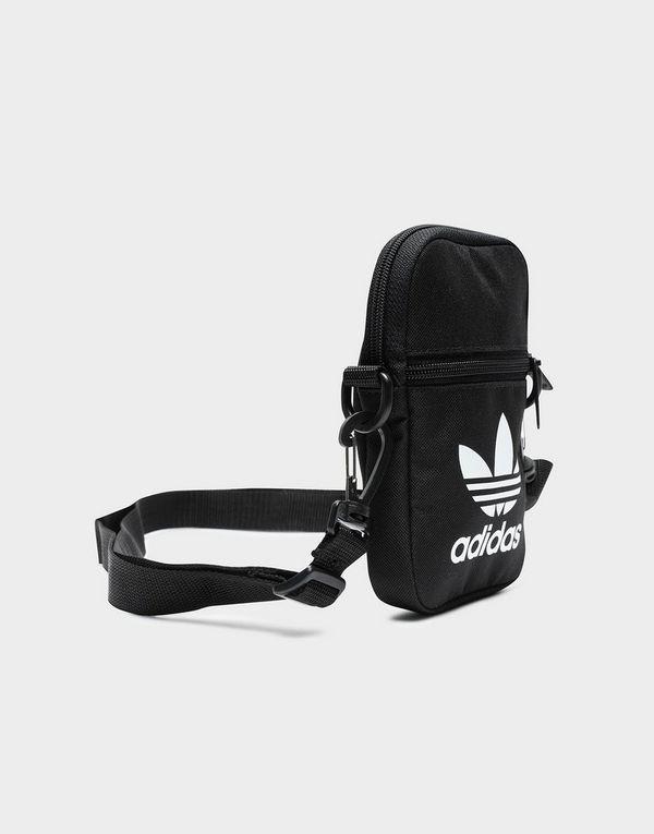 65b64bb4ff adidas Originals Trefoil Festival Bag | JD Sports