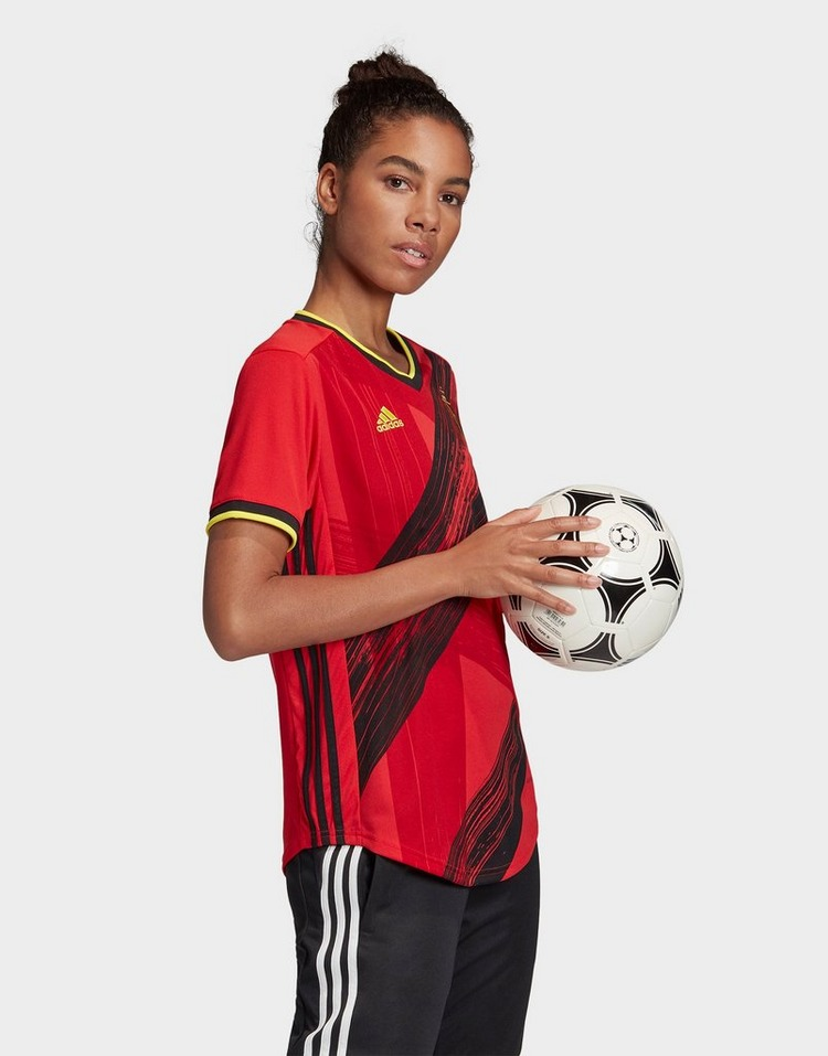 adidas Performance Belgium Home Jersey