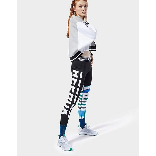 Reebok Meet You There Engineered Tights