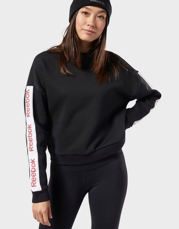 Reebok Training Essentials Logo Crew Sweatshirt
