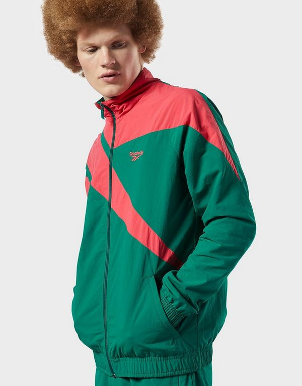 718e5eb65d Reebok Classics Vector Track Jacket | JD Sports