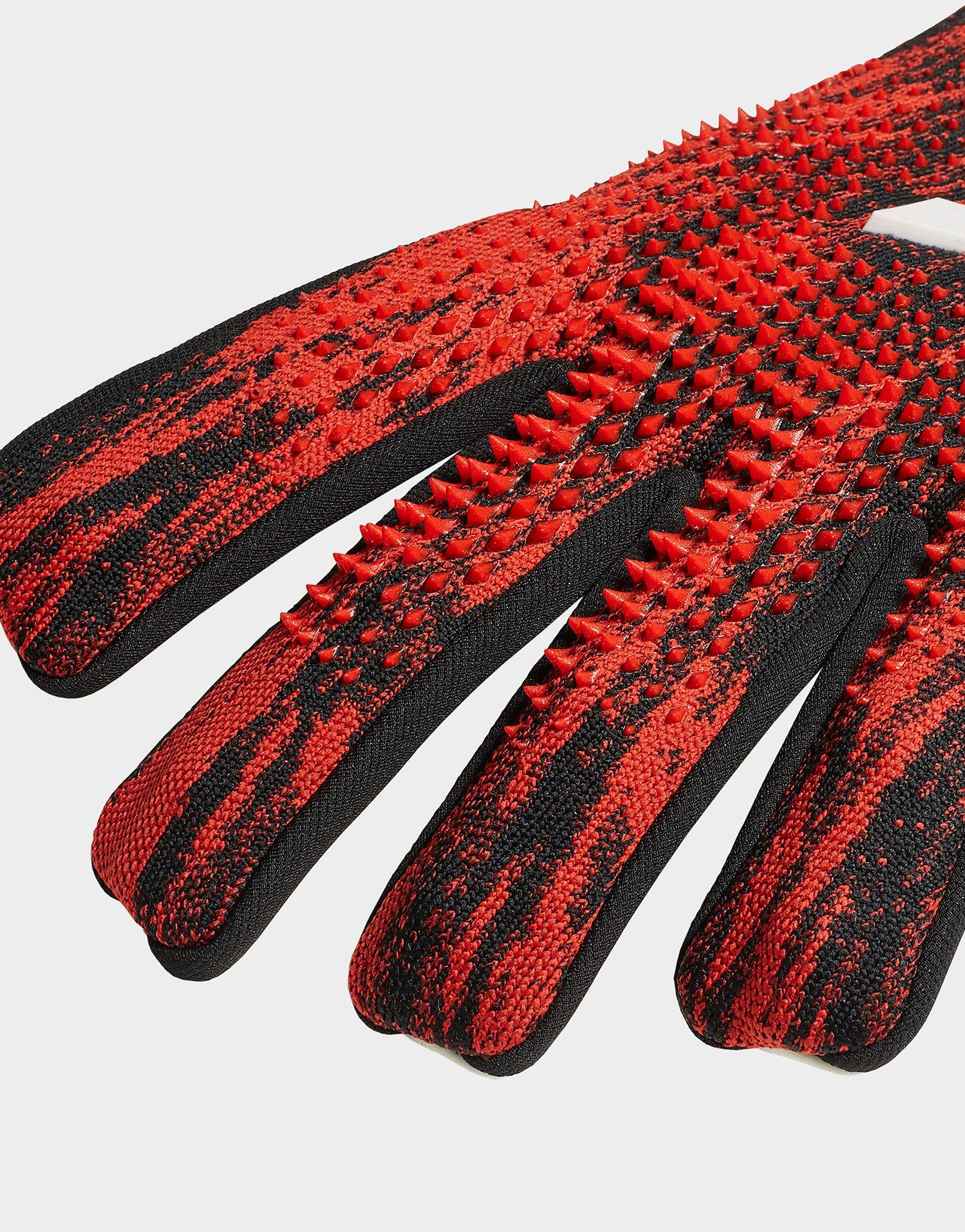 adidas Predator 20 Training Goalkeeper Gloves black active.