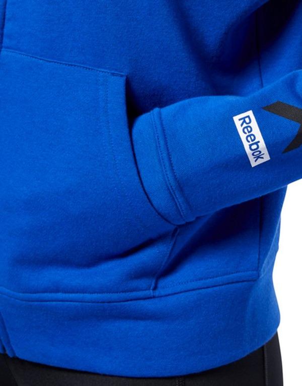 Reebok Training Essentials Full Zip Sweatshirt