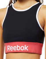 Reebok Training Essentials Light-Impact Bralette