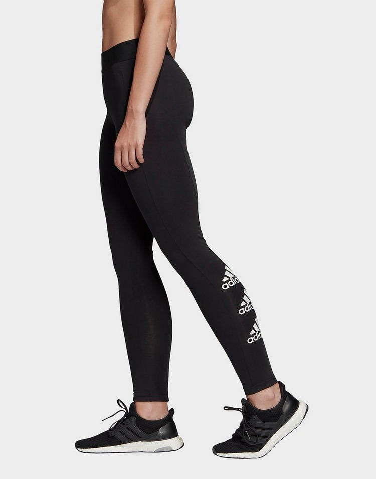 adidas Performance Must Haves Stacked Logo Leggings