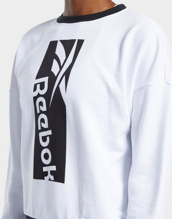 Reebok Workout Ready Big Logo Cover-Up