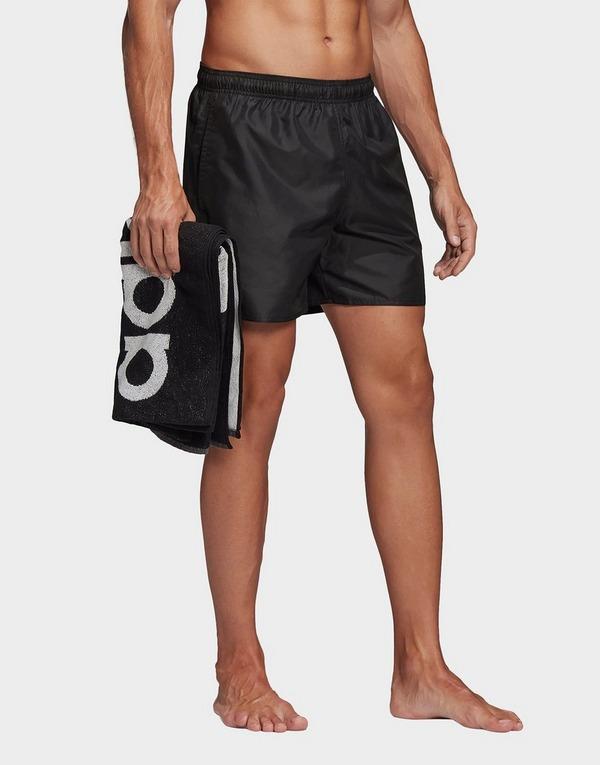 adidas Performance CLX Solid Swim Shorts