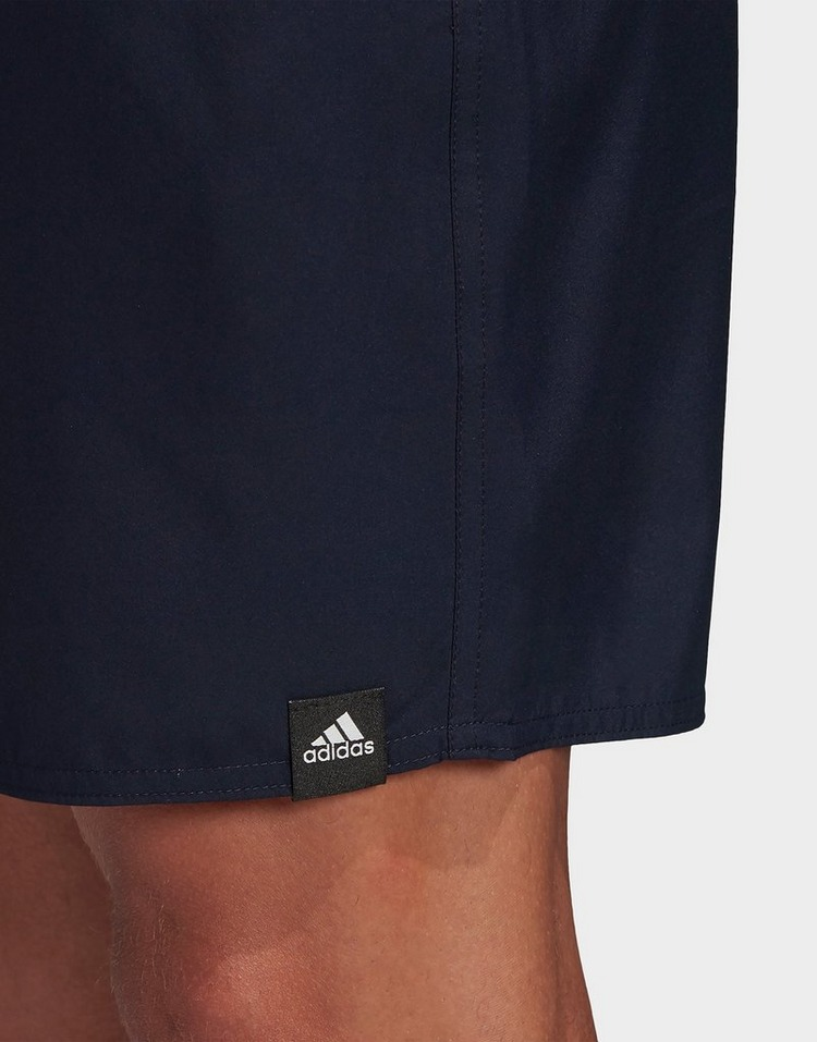 adidas Performance Bold 3-Stripes CLX Swim Shorts