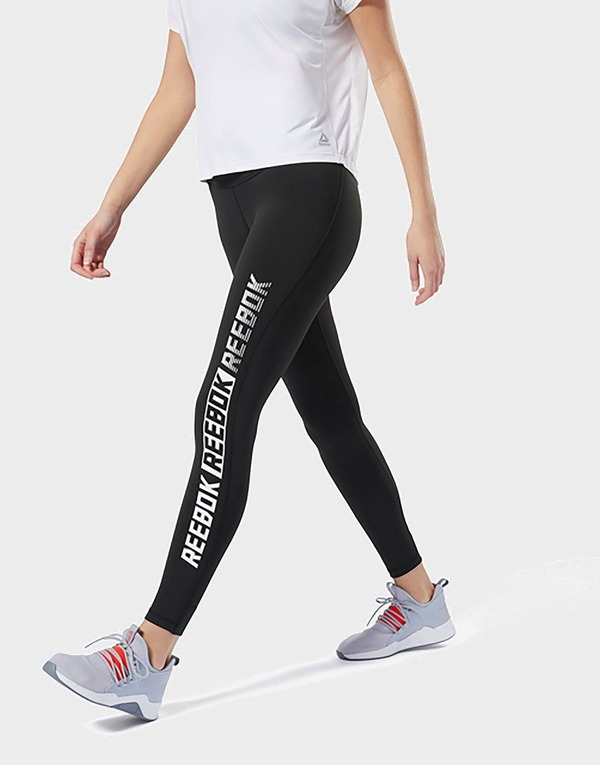 Reebok Studio Lux Tights - Graphic