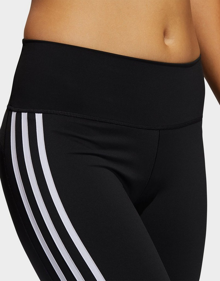 adidas Performance Believe This 2.0 3-Stripes 7/8 Leggings