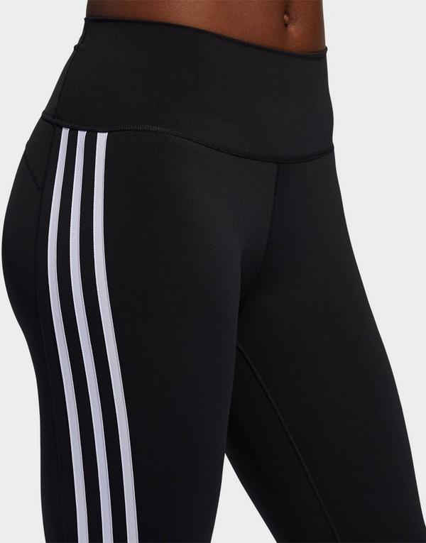 atleta Literatura Decimal  Buy adidas Performance Believe This 2.0 3-Stripes 3/4 Leggings | JD Sports