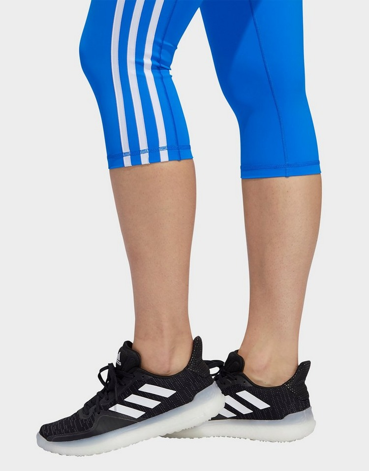adidas Performance Believe This 2.0 3-Stripes 3/4 Leggings