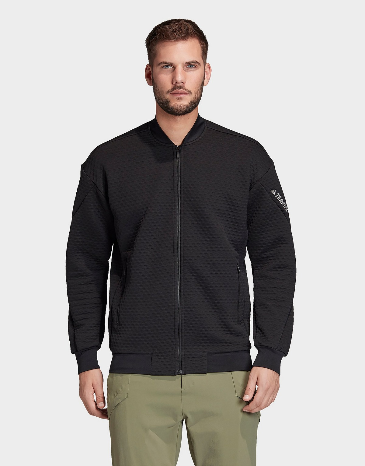 Adidas Performance Terrex Hike Fleece Jacket