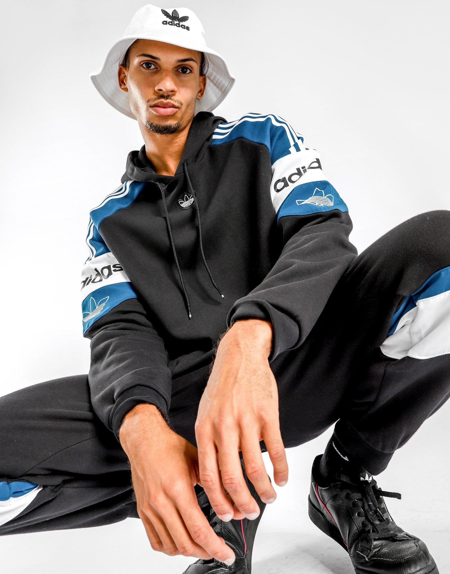 adidas Originals Spirit Black Overhead Hoody