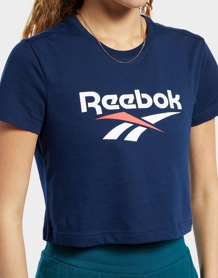 Reebok Classics Vector Crop Top