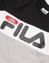 Fila เสื้อยืดเด็ก Panel Logo