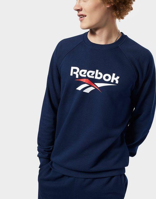 21ecec9b7c REEBOK Classics Vector Crew Sweatshirt | JD Sports