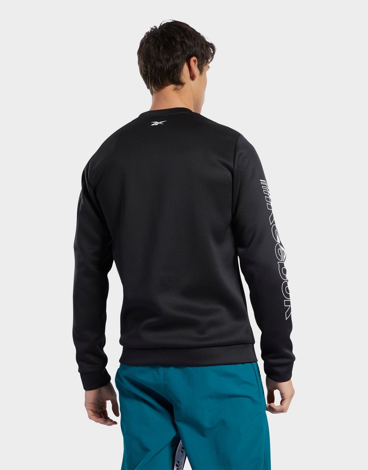 Reebok Meet You There Crew Sweatshirt