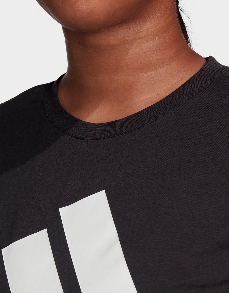 adidas Performance Must Haves Badge of Sport T-Shirt (Plus Size)