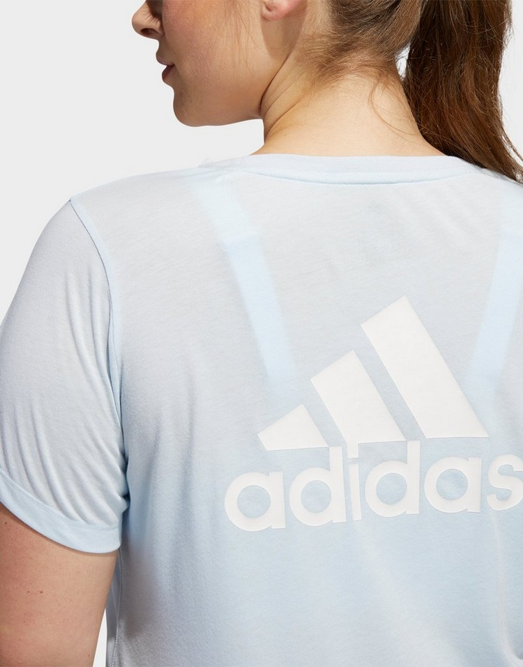 adidas Performance Go To T-Shirt (Plus Size)