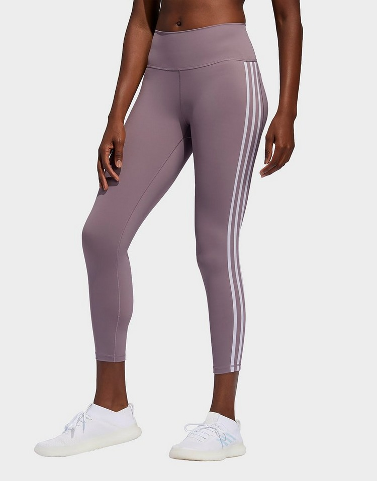 adidas Performance Believe This 2.0 3-Stripes 7/8 Leggings