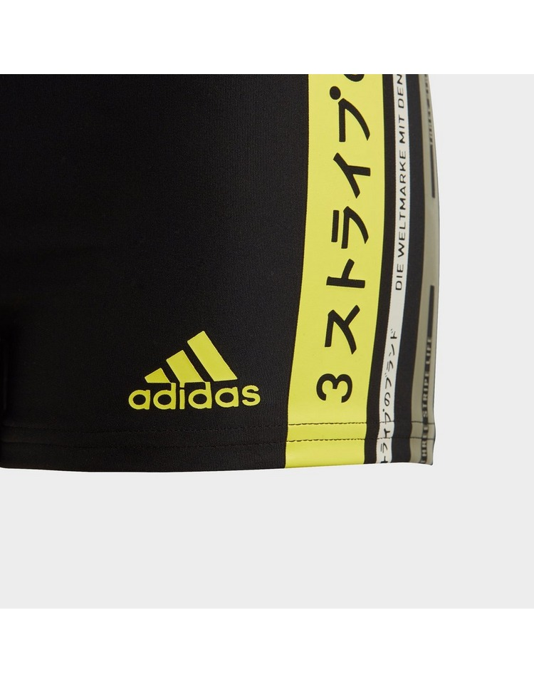 adidas Performance Graphic Swim Briefs