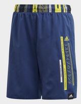 adidas Performance Colorblock Swim Shorts