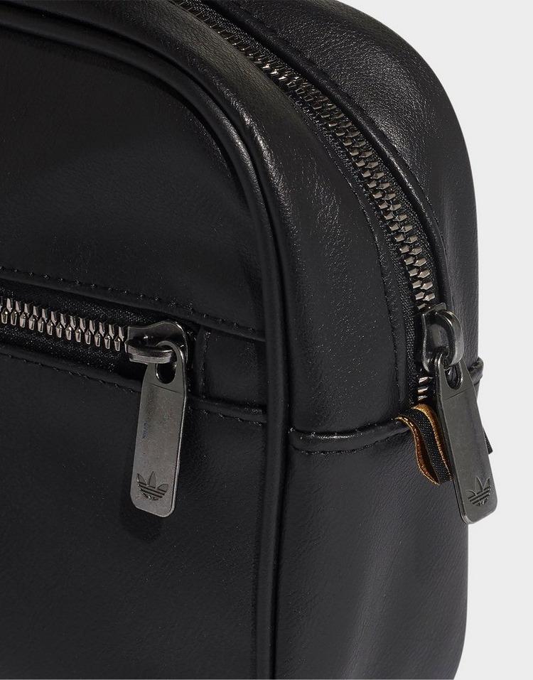 Buy Black adidas Originals Mini Airliner Backpack | JD Sports