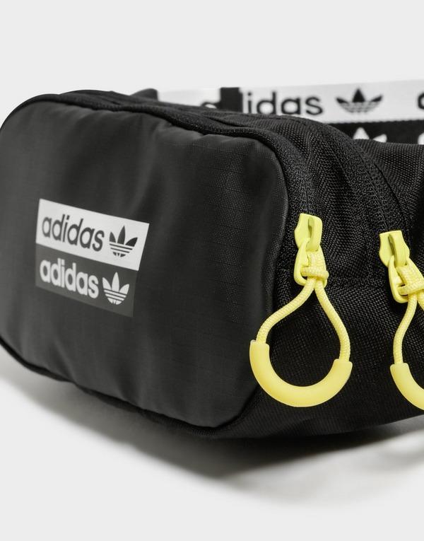 Buy Black adidas Originals Vocal Crossbody Bag | JD Sports