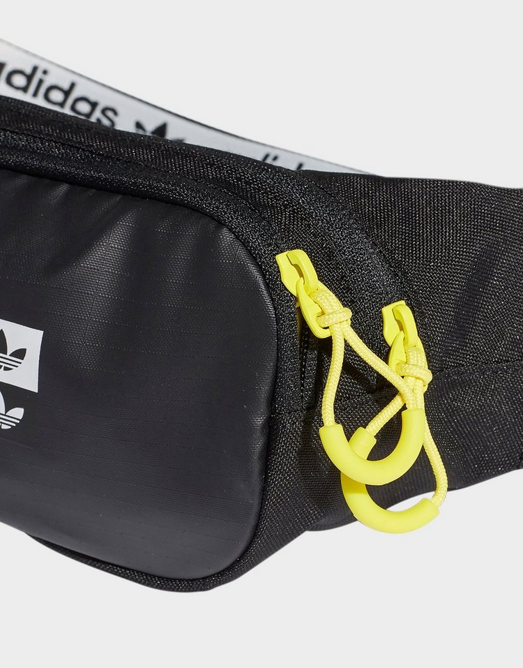 Acheter Black adidas Originals sac banane r.y.v. | JD Sports