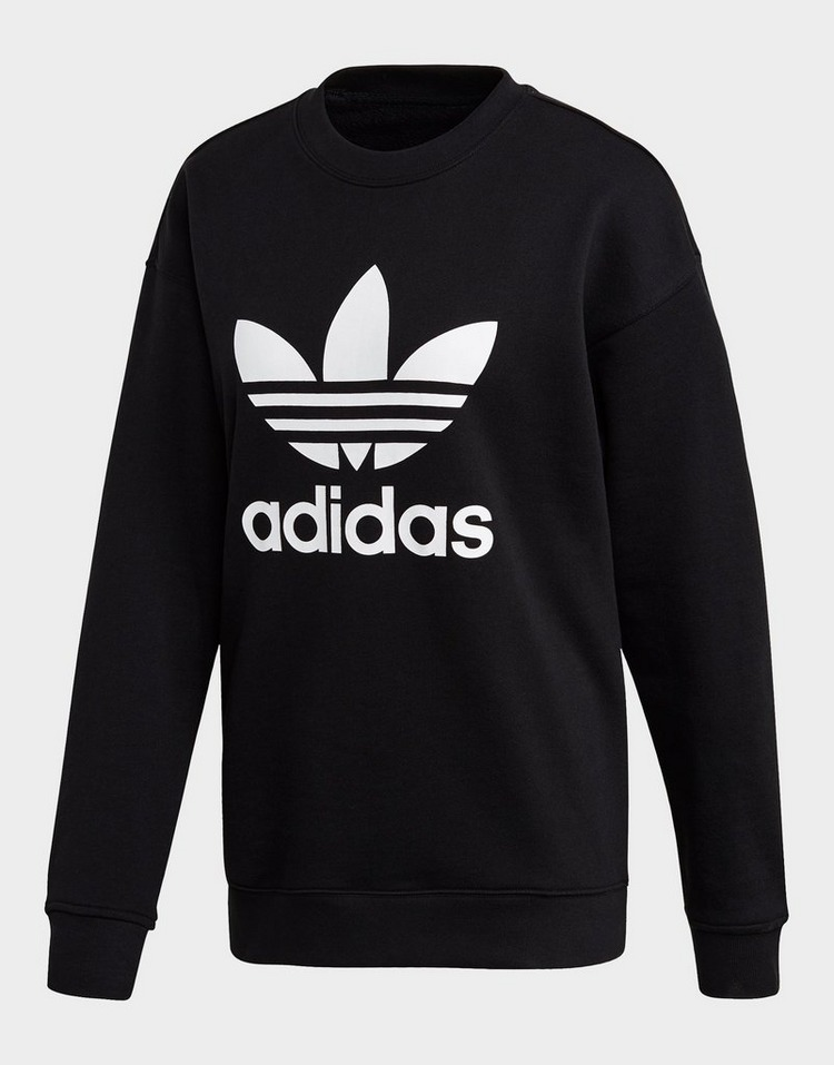 adidas Originals Trefoil Crew Sweatshirt | JD Sports