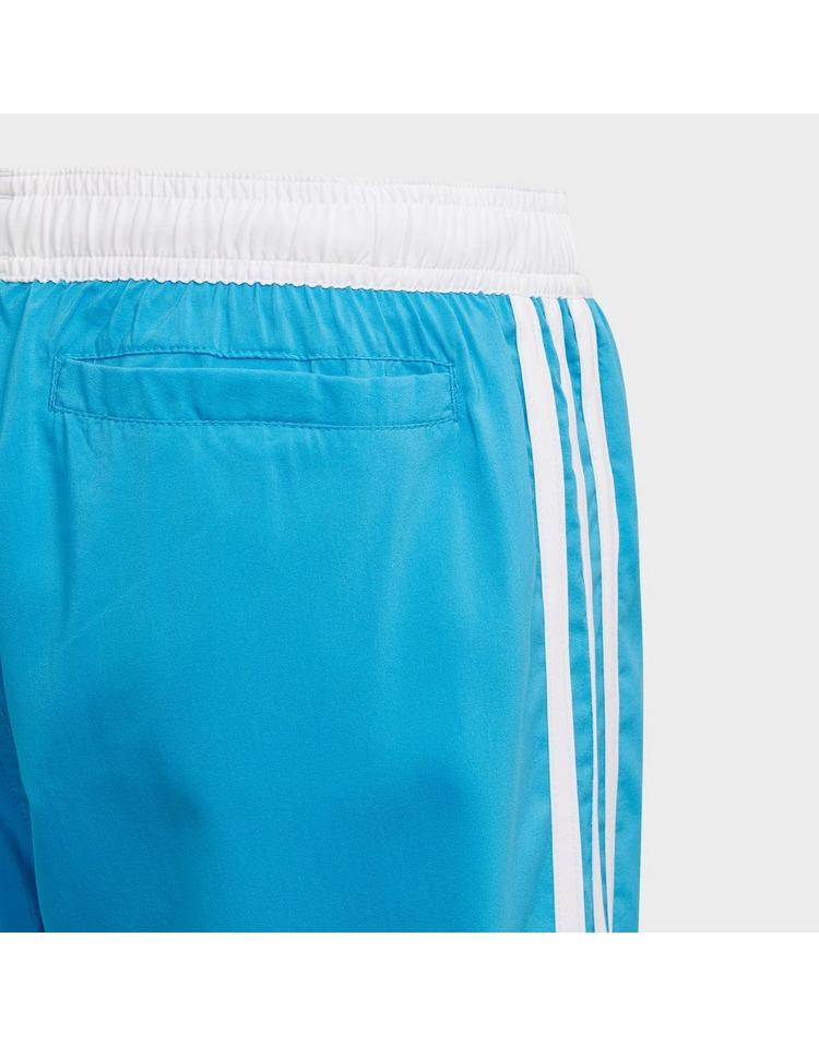 adidas Performance 3-Stripes Swim Shorts