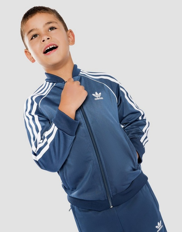 KIDS GIRLS ADIDAS ORIGINALS SUPERSTAR JACKET Offer