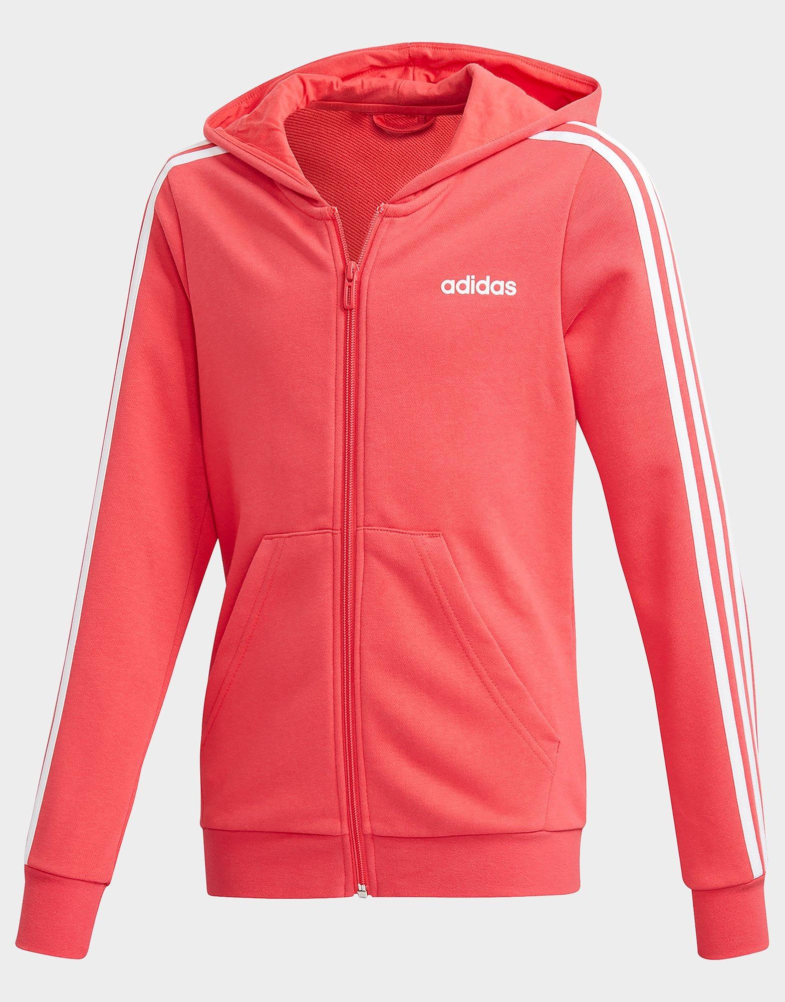 Adidas clothing mens adidas Essentials 3 Stripes Hoodie