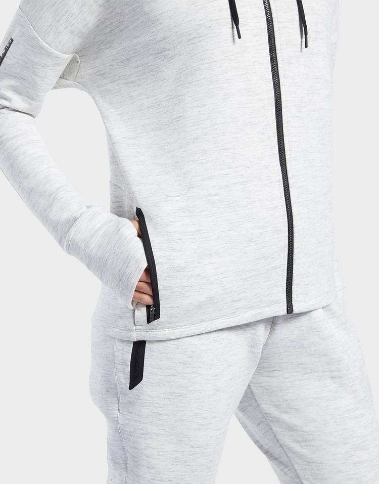 Reebok United by Fitness Doubleknit Full-Zip Hoodie