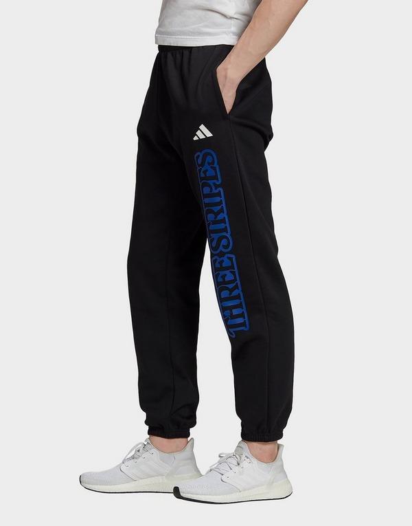 Acheter Black adidas Performance pantalon de survêtement 3
