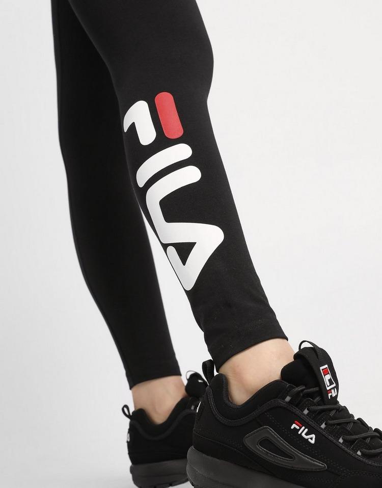 Fila กางเกงเลกกิ้ง Logo