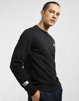 Fila เสื้อผู้ชาย SMALL LOGO CREW BLK