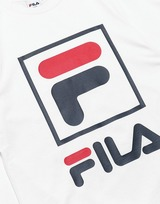 Fila เสื้อแขนสั้น Big Logo