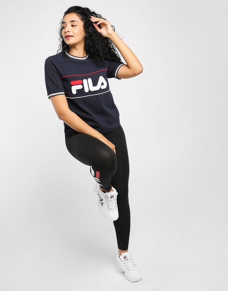 Fila เสื้อคร็อป Logo
